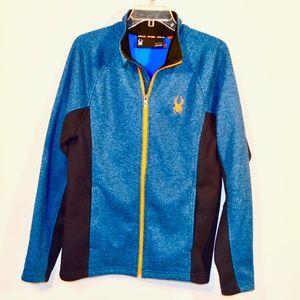 SPYDER Long Sleeve Zip Up Zipper Jacket M